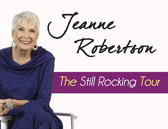 More Info for Jeanne Robertson: The Still Rocking Tour