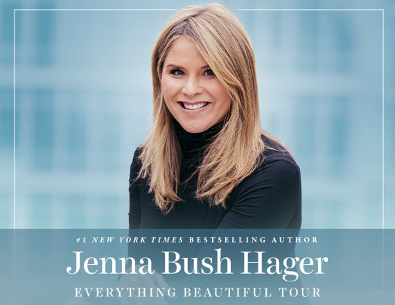 More Info for Everything Beautiful Tour with Jenna Bush Hager