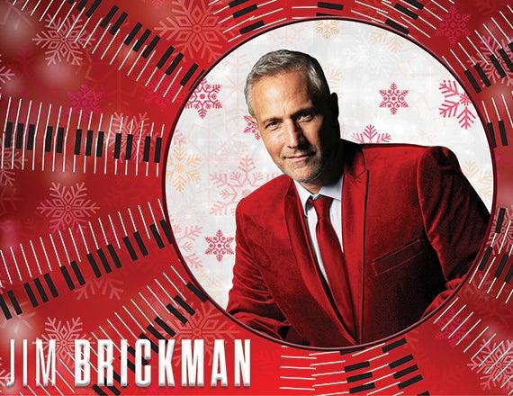 More Info for Jim Brickman - A Christmas Celebration