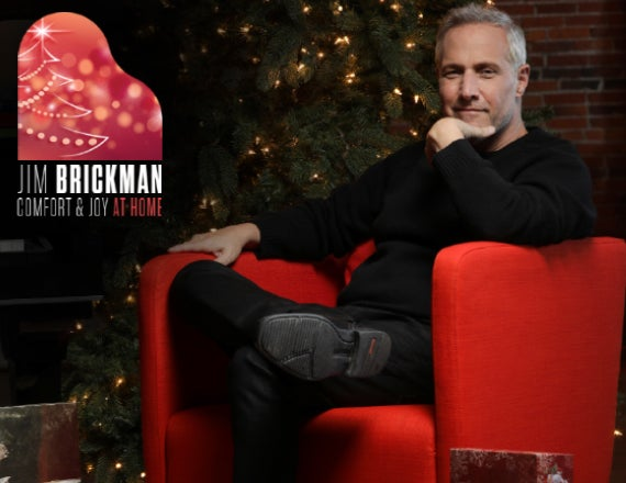 More Info for Jim Brickman presents Comfort & Joy at Home