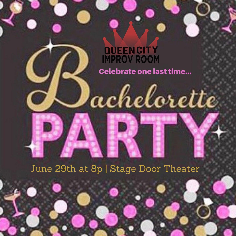 Queen City Improv Room: Bachelorette Show