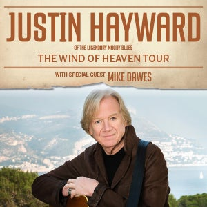 Justin Hayward The Wind Of Heaven Tour