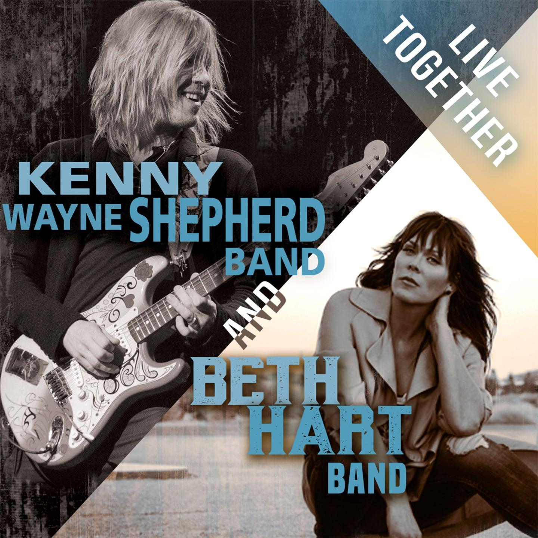 KENNY WAYNE SHEPHERD BAND & BETH HART BAND