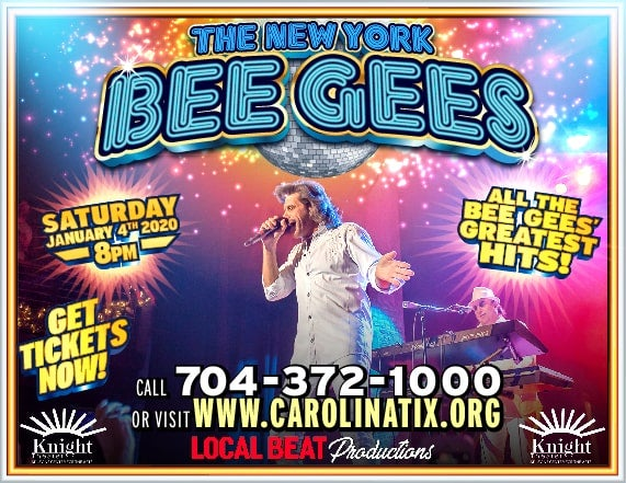 "More Info for The New York BeeGee's Tribute Show: ""Saturday Night Fever"""