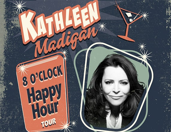 More Info for Kathleen Madigan: 8 O'Clock Happy Hour Tour