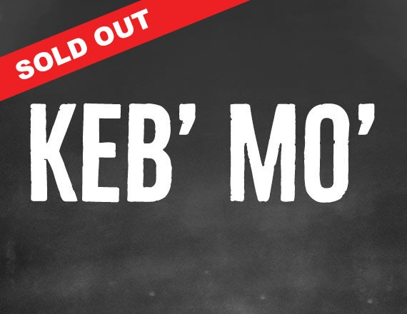 More Info for Keb' Mo' - Solo Acoustic
