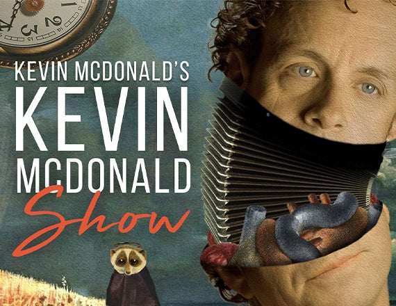 More Info for Kevin McDonald's Kevin McDonald Show
