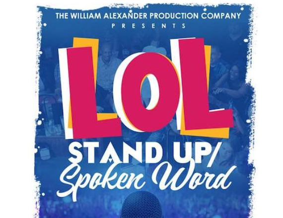 More Info for LOL Standup: The Spoken Word Bar