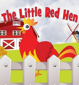 Image result for clipart the little red hen