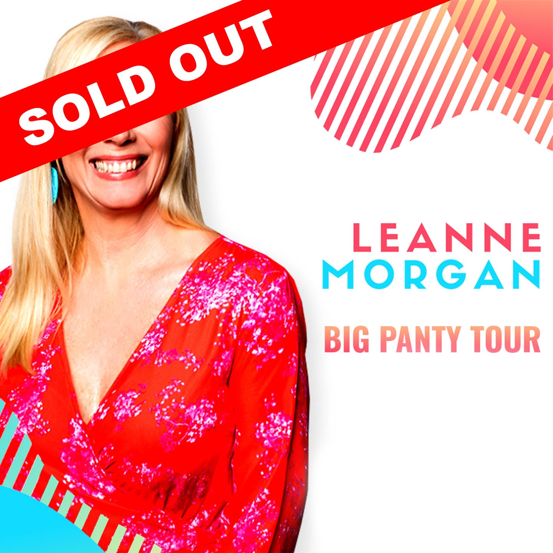 Leanne Morgan: The Big Panty Tour