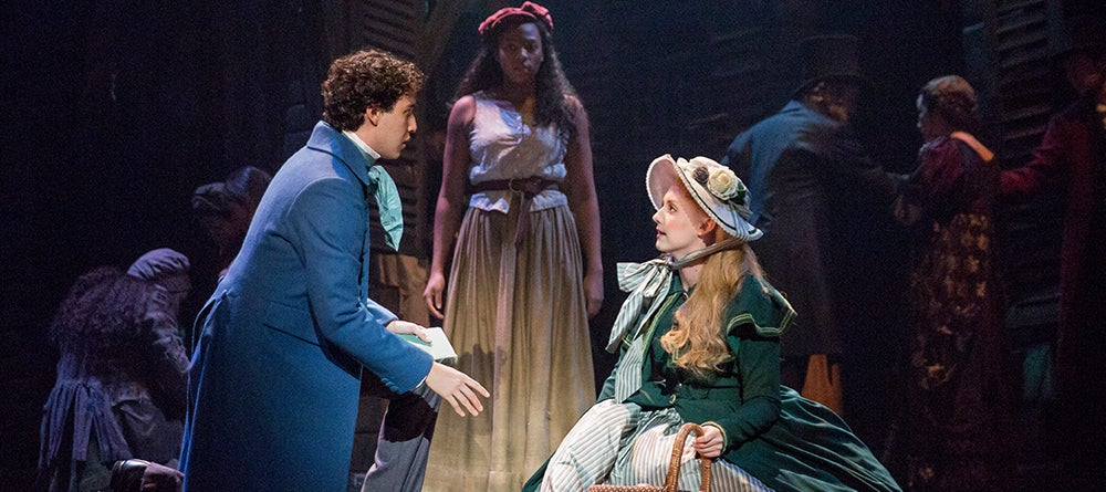 More Info for Broadway Extras Exclusive: Les Miserables