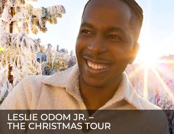 More Info for Leslie Odom Jr. – The Christmas Tour