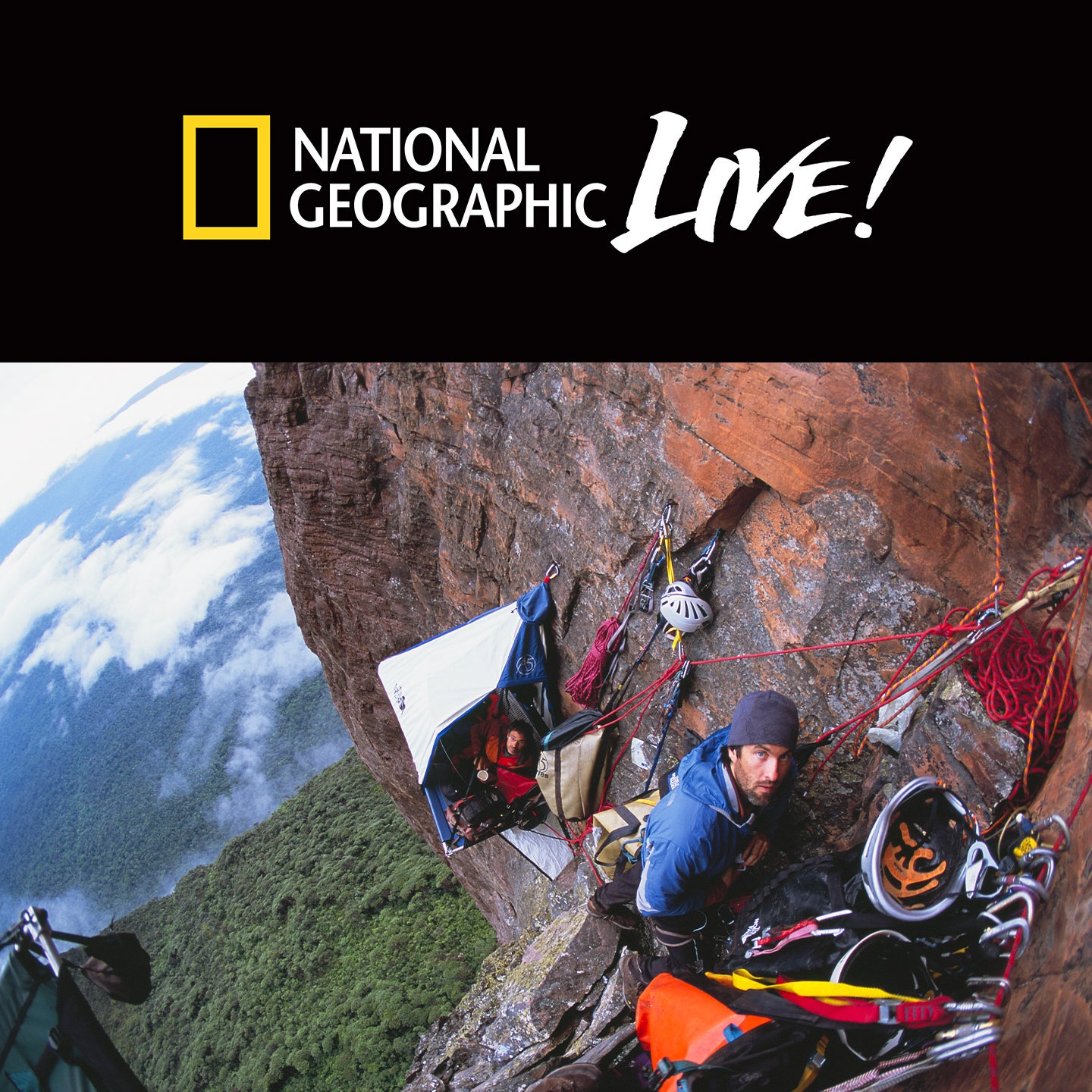 National Geographic Live: Life on the Vertical