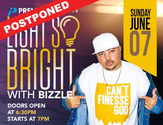 More Info for Light So Bright Concert with Bizzle