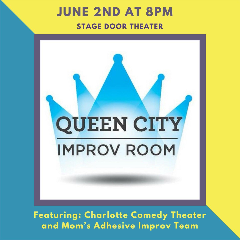Queen City Improv Room: Local Celebrity Armando Show