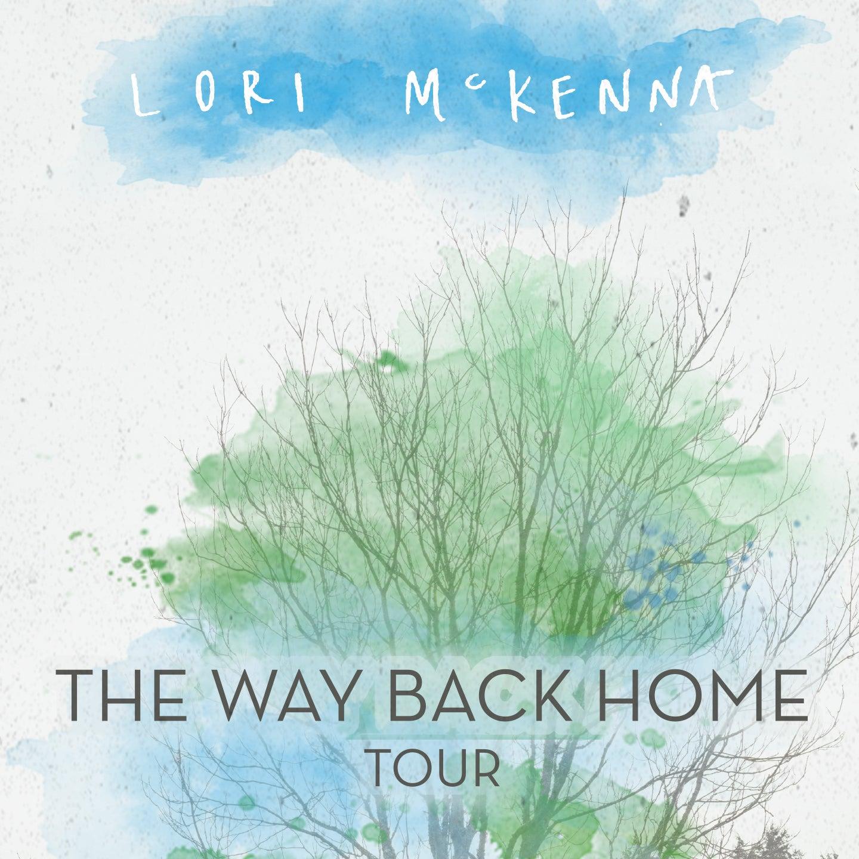 Lori McKenna's 'The Way Back Home' Tour