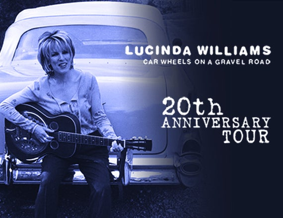 More Info for Lucinda Williams and her band BUICK 6