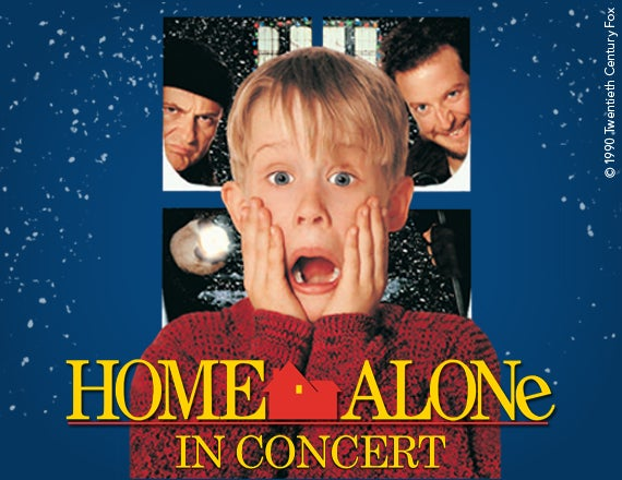 More Info for Charlotte Symphony: Home Alone