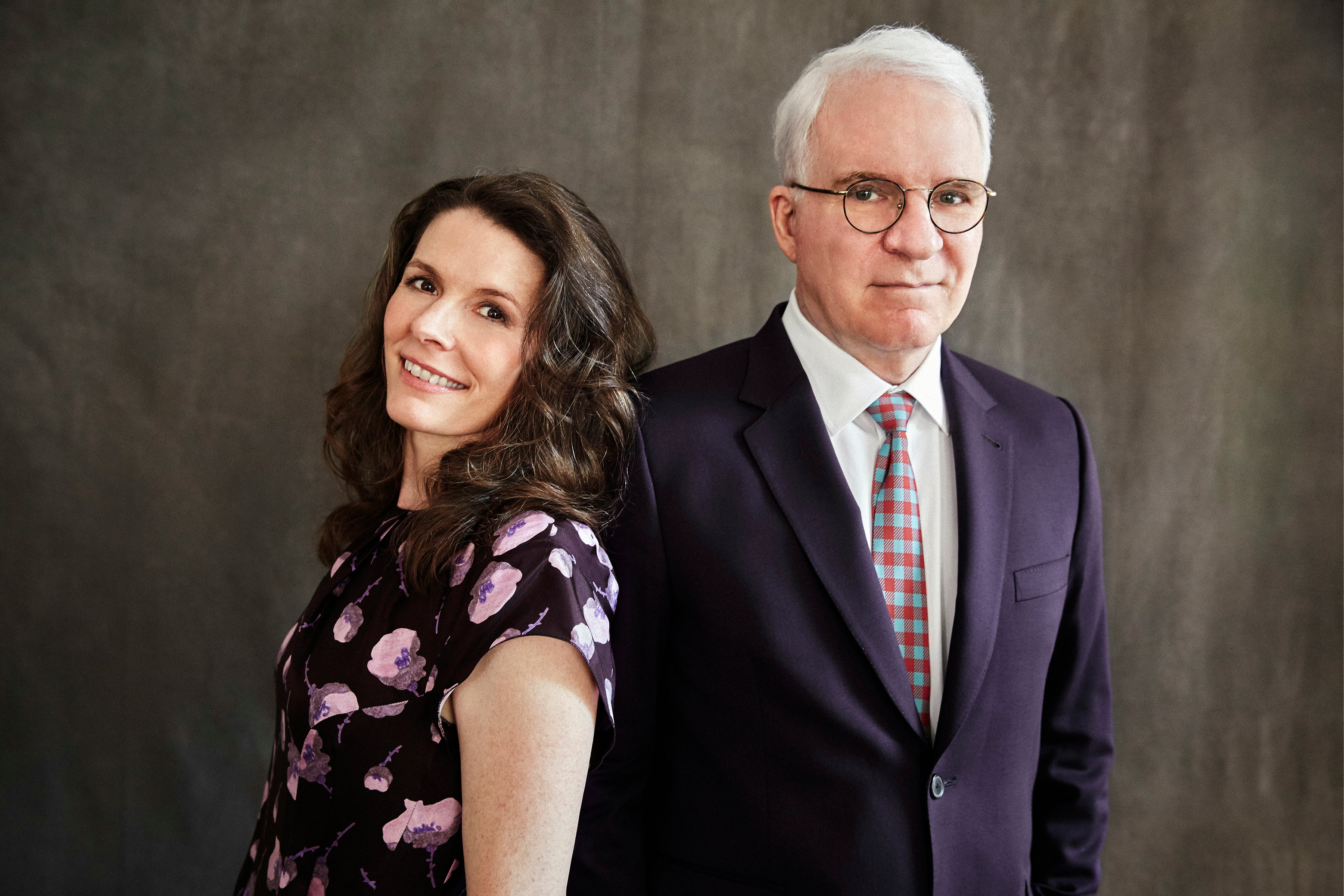 MAIN - Edie Brickell and Steve Martin (photo by Danny Clinch).jpg