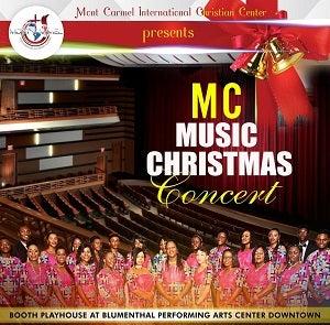 Christmas Concert: Higher in Jesus