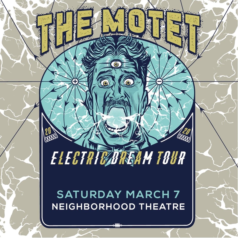 The Motet - Electric Dream Tour