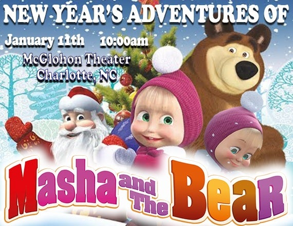 More Info for New Year Adventures of Masha and the Bear