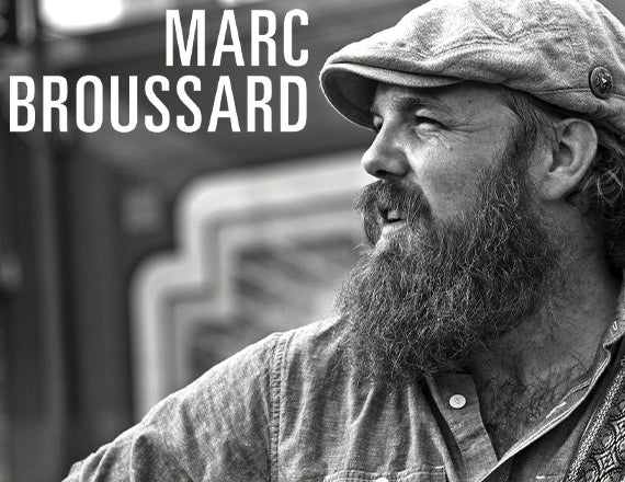 More Info for Marc Broussard