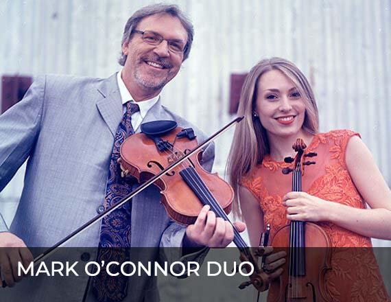 More Info for Mark O'Connor Duo