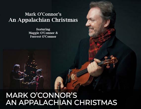 More Info for Mark O'Connor's An Appalachian Christmas