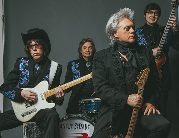 More Info for Marty Stuart & His Fabulous Superlatives