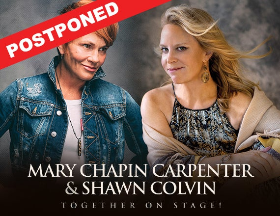 More Info for Mary Chapin Carpenter and Shawn Colvin: Together On Stage