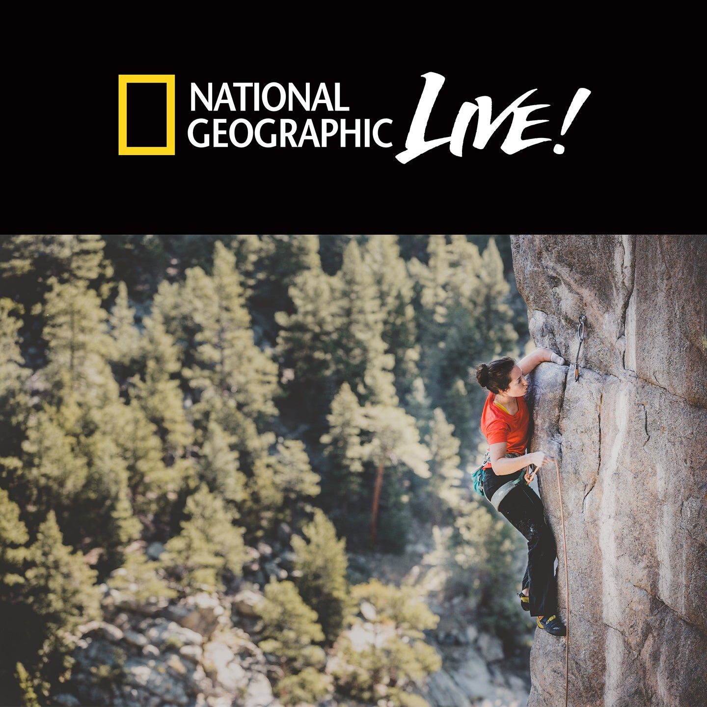National Geographic Live: Improbable Ascent