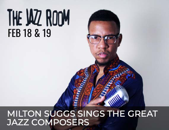 More Info for Milton Suggs Sings the Great Jazz Composers