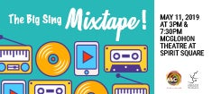 More Info for Carolina Voices: The Big Sing: Mixtape!