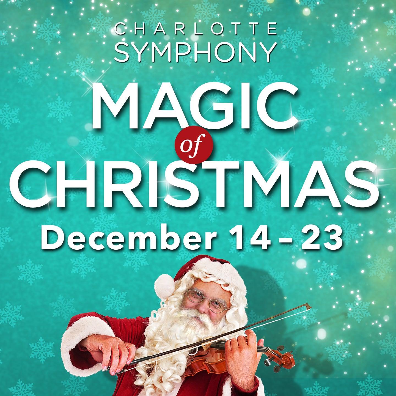 Charlotte Symphony Pops: Magic of Christmas