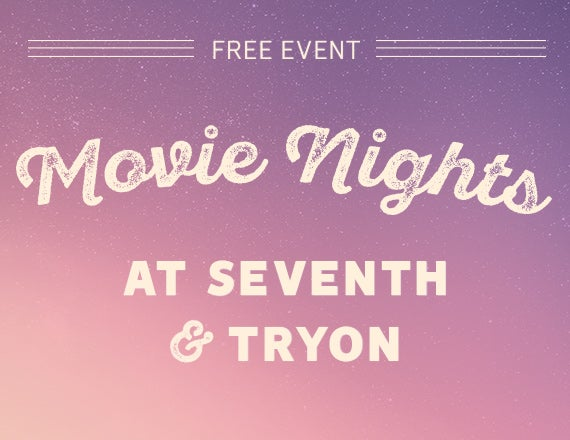 More Info for Movie Nights at Seventh & Tryon: Back to the Future