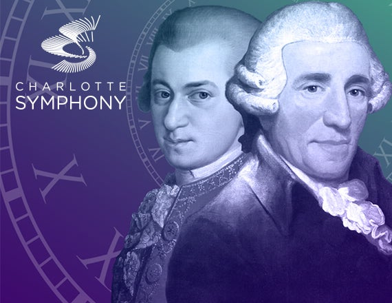 More Info for Charlotte Symphony: Mozart + Haydn