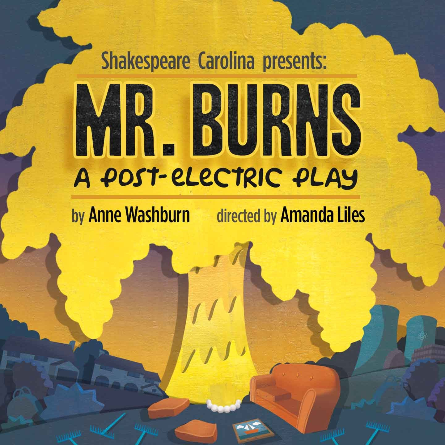 Mr. Burns: A Post Electric Play