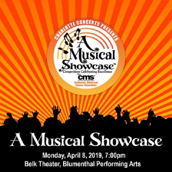 A Musical Showcase Competition Celebrating Excellence
