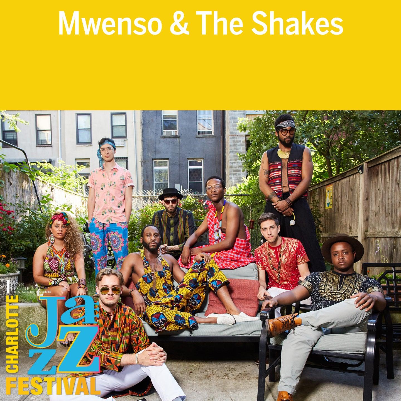 Mwenso & The Shakes
