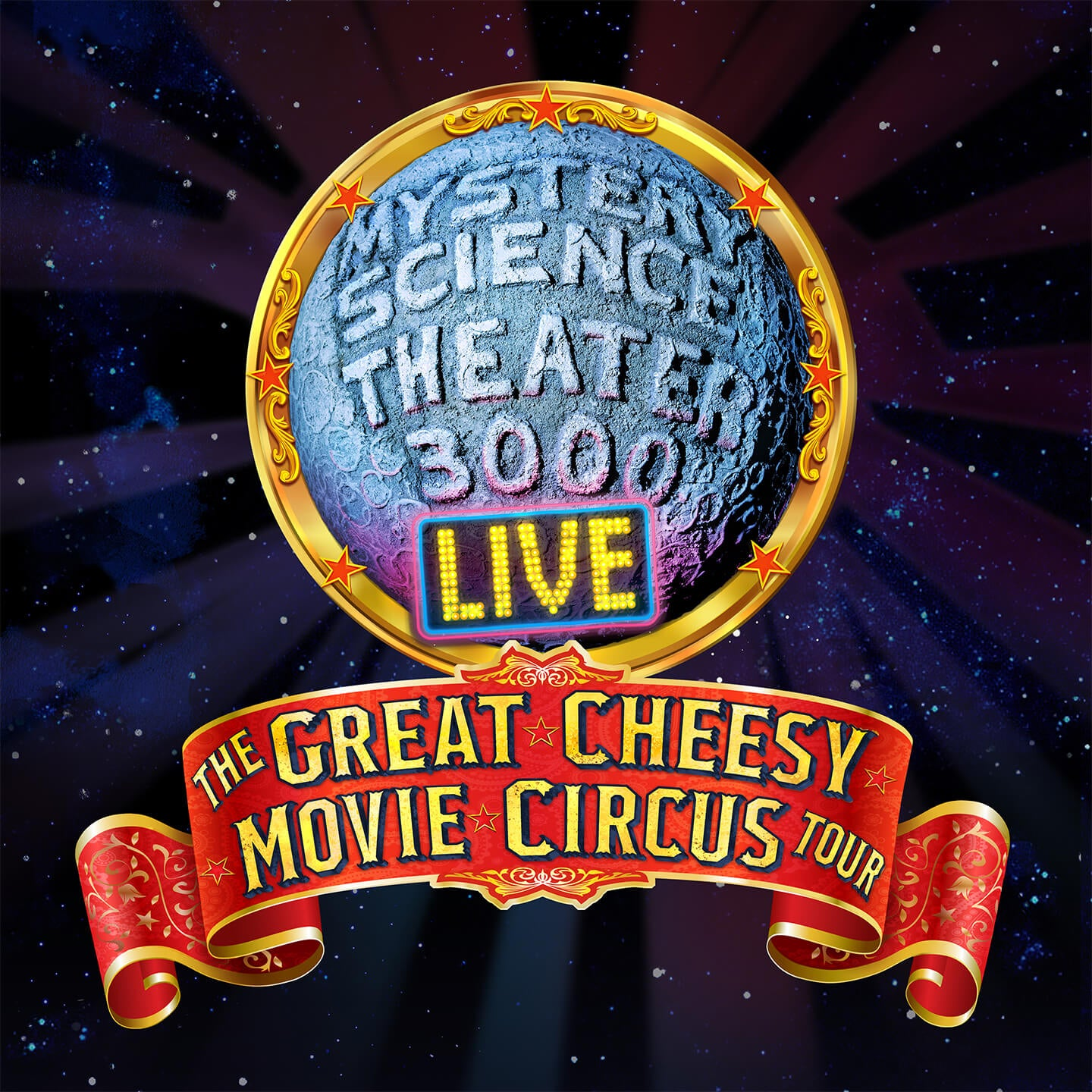 Duke Power Parking Lot Lights: Mystery Science Theater 3000 Live: The Great Cheesy Movie