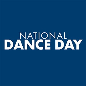 More Info for Don't Miss Your Chance to Dance - National Dance Day is Saturday!