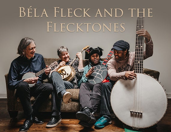 More Info for Béla Fleck and the Flecktones