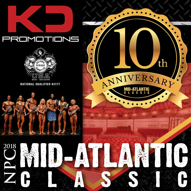 2018 NPC Mid-Atlantic Classic