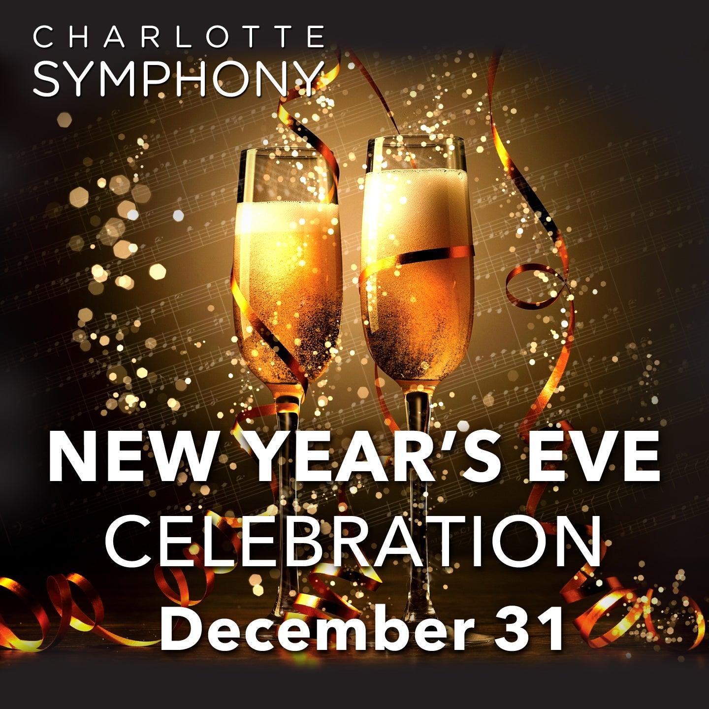 Charlotte Symphony: New Year's Eve
