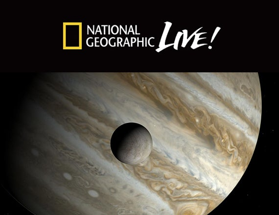 More Info for National Geographic Live: The Search for Life Beyond Earth