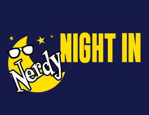 More Info for Nerdy Night In: Ladies Rock the Vote