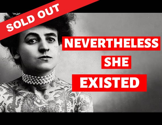More Info for Nerdy Night Out: Nevertheless She Existed