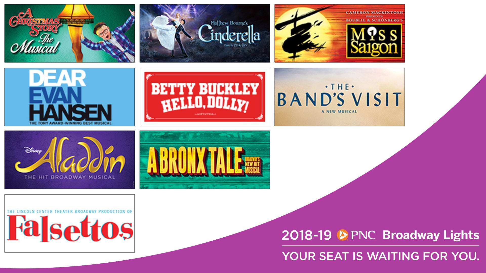 Delightful PNC Broadway Lights Announces New Season Including Disneyu0027s Aladdin And  2017 Tony® Award Winners Dear Evan Hanson And Hello, Dolly! Good Ideas
