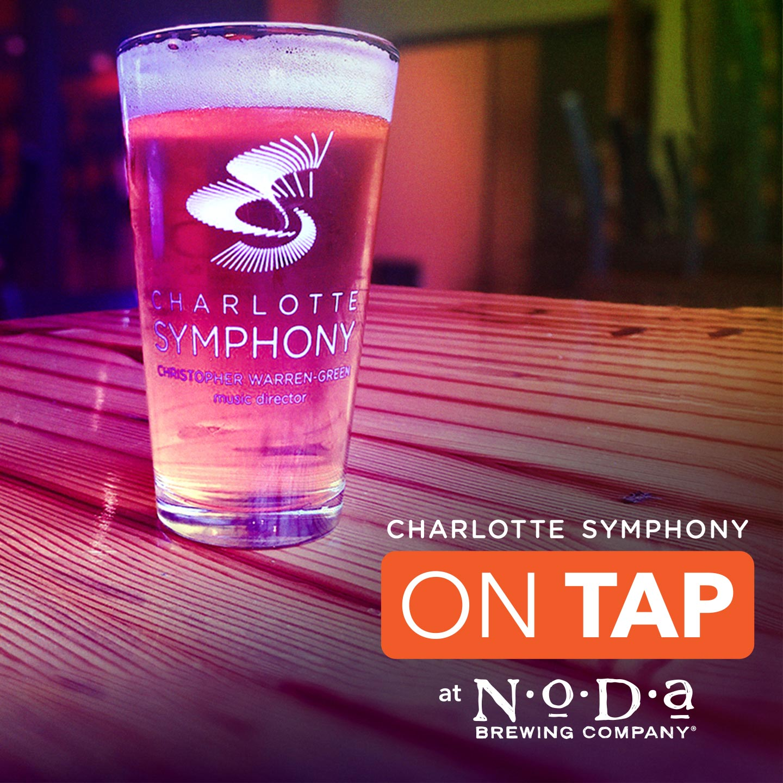 Charlotte Symphony: CSO On Tap @ NoDa